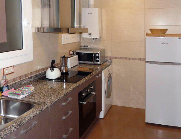 Apartamento 0 Cocina