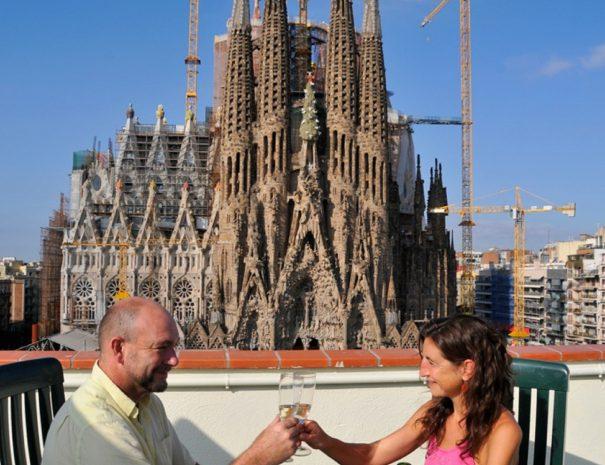 Terraza 01 Gaudi's Nest