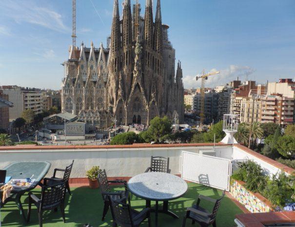 Terraza 02 Gaudi's Nest