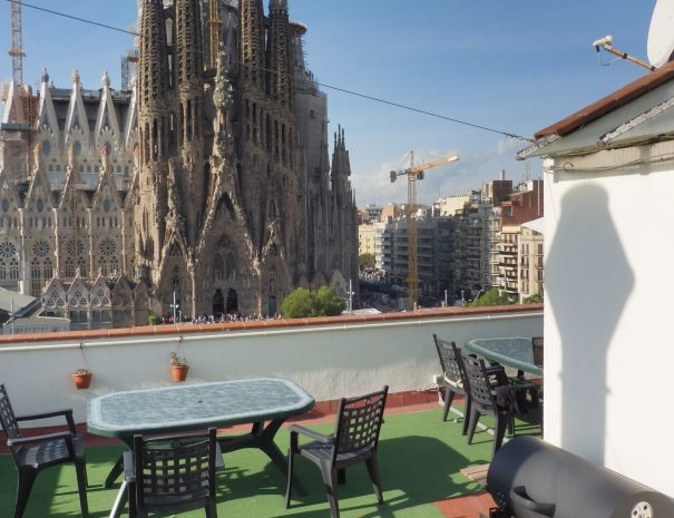 3 Gaudi's Nest