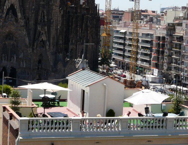 Terraza4 Gaudi's Nest